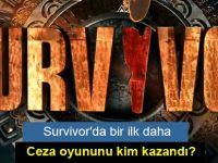 Survivor'da bir ilk daha