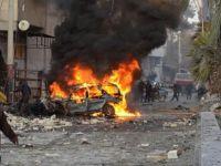Suriye'de hava saldırısı: 22 kişi öldü