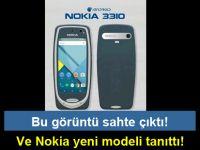 Nokia resmi olarak açıkladı: İşte 2017 model Nokia 3310