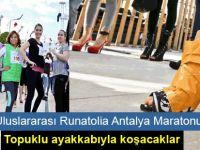 Runatolia'da 'yüksek topuk' heyecanı