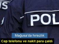 Mağusa'da Hırsızlık