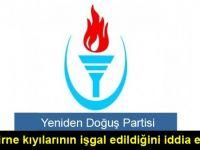 YDP:Girne kıyılarının işgal edildiğini iddia etti
