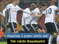 Galatasaray 0-1 Beşiktaş