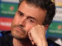 Luis Enrique Barcelona'yı bırakıyor