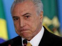 Brezilya lideri 'hayaletli' diye saraydan taşındı