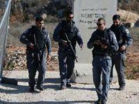 İsrail polisi: Kontrol noktasına saldıran bir Filistinli öldürüldü