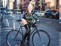 Jelena Karleusa, Hello Magazine dergisine poz verdi
