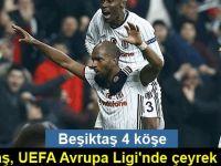 Beşiktaş 4 köşe