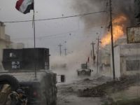 """Irak Ordusu Bağdadi'nin """"halifelik"""" ilan ettiği camiye yaklaştı"""