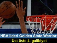 Warriors'tan üst üste 4. galibiyet