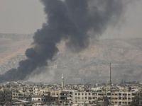 Cenevre öncesinde Şam'da şiddetli çatışmalar