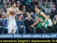 Anadolu Efes adım adım play-off'a