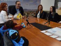 LTB Başkanı Harmancı, çocuklara suyun bugün ve gelecek için önemini anlattı