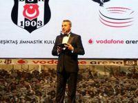 Vodafone'dan Beşiktaş'a 8 milyon euroluk destek!