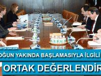 Rum liderden BM Genel Sekreteri görüşmesi sonrası açıklama