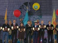 Türksoy'un Basın Onur Ödülüne KKTC'den BRTK layık görüldü