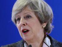İngiltere Başbakanı May: Saldırgan Britanya doğumlu bir erkek