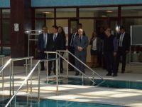 Çalışma ve Sosyal Güvenlik Bakanı Saner İzmir'de