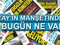 Bugün Detay'ın manşetinde ne var?