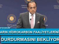Büyükelçi Müftüoğlu Rum Yönetimi'ne seslendi