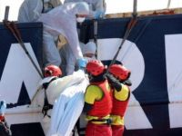 Akdeniz'de yaklaşık 200 göçmenin ölümünden endişe ediliyor
