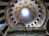 Hristiyanların en kutsal mekanı restore edildi