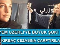 Meryem Uzerli'ye büyük şok! Kırbaç cezasına çarptırılabilir