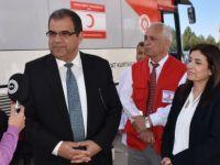 BRT'de kan bağış kampanyası düzenlendi