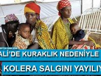 Somali'de kuraklık nedeniyle kolera salgını yayılıyor