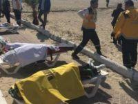 Kuşadası açıklarında kaçak göçmenleri taşıyan bot battı: 11 ölü