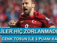 Türkiye 2-0 Finlandiya
