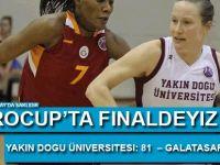 Kıbrıs Bu Gurur Senin EuroCup'ta Finaldeyiz…
