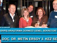 Ersoy, 3. Kez Eupra Genel Sekreterliğine Seçildi