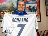 Ronaldo çok takdir ettiğim bir evladım