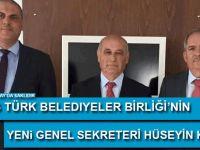 Kıbrıs Türk Belediyeler Birliği'nin yeni genel sekreteri Hüseyin Köle