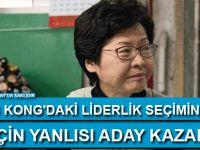 Hong Kong'da yeni dönem: İlk kadın liderlerini seçtiler!