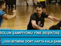 Hentbolun şampiyonu yine Beşiktaş