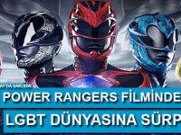 Yeni Power Rangers filminde LGBT dünyasına sürpriz