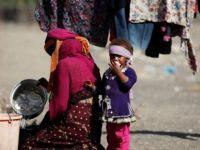 UNICEF: Çocuklar iki günde bir yemek yiyebiliyor