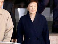 Güney Koreli savcılar eski devlet başkanı Park için yakalama kararı istedi