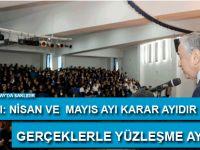 """""""KKTC, Türkiye'ye ilhak olmaz, çünkü o zaman Enosis talebiyle bir fark kalmaz"""""""