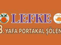 8.Yafa Portakal Şöleni 1- 2 Nisan tarihleri arasında Lefke'de yapılıyor