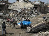 Af Örgütü: Musul'daki sivil ölümlerinin boyutu 'ürkütücü'