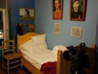 Van Gogh'un 'Yatak Odası' tablosunda uyunabilecek