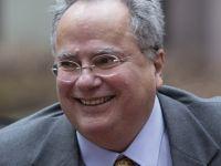 Kotzias:Rum Yönetimi'nin politikasını tamamıyla destekliyoruz