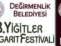 """""""8. Yiğitler Gafgarıt Festivali"""" bu Pazar yapılıyor"""