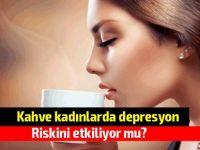 Kahve, kadınlarda depresyon riskini etkiliyor mu?
