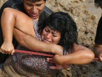 Sel ve toprak kaymasının vurduğu Peru'da bilanço ağırlaşıyor