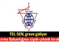 TEL-SEN, Ulaştırma Bakanlığına siyah çelenk bırakacak