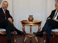 Akıncı, Hollanda Dışişleri Bakanlığı Genel Müdürü Van Der Plas'ı kabul etti